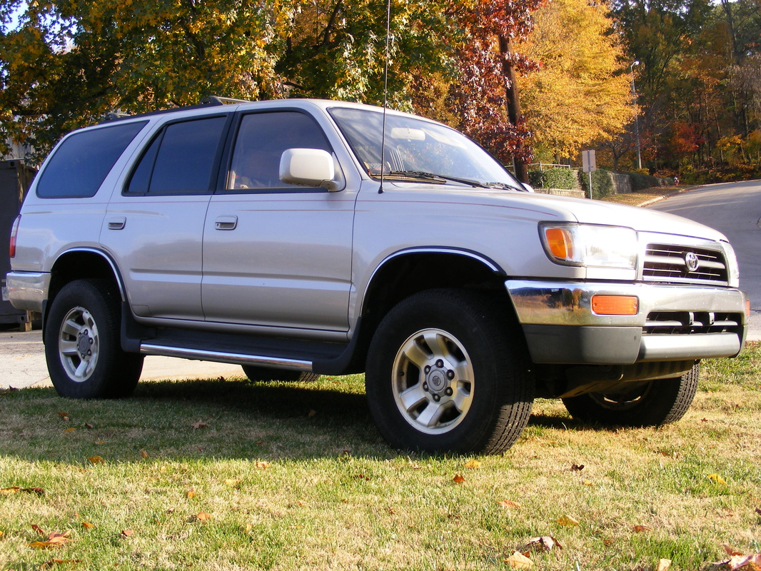 1996 toyota 4 runner sr5 sell fleet. Black Bedroom Furniture Sets. Home Design Ideas